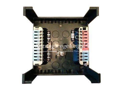 Landis & Gyr RVL 45 RVL 46  Sockelplatte