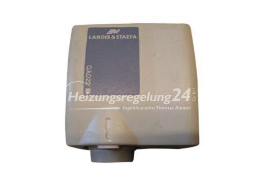 Landis & Staefa Anlegefühler QAD22 QAD 22