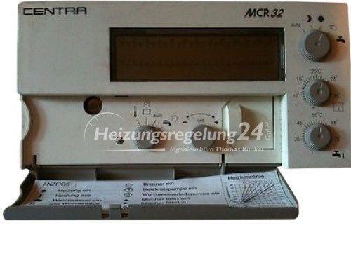 Centra MCR32 MCR 32 Steuerung Regelung