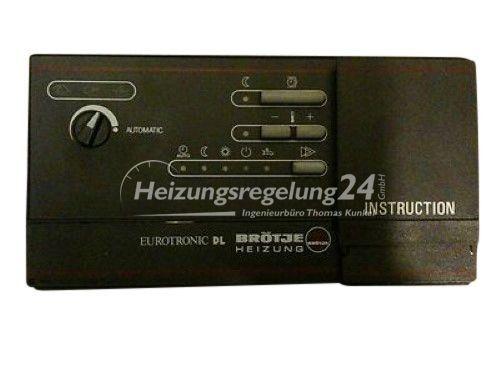 Brötje Eurotronic DL Steuerung Regelung