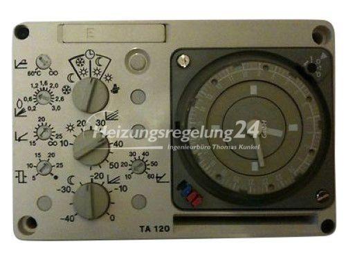 Junkers TA120A TA 120A TA 120 A Steuerung Regelung