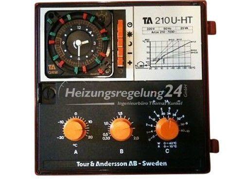 Tour & Andersson TA 210 U-HT Steuerung Regelung
