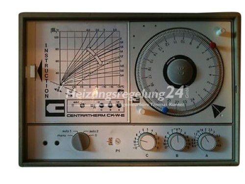 Centratherm CK-W-E ZG 252 E Steuerung Regelung