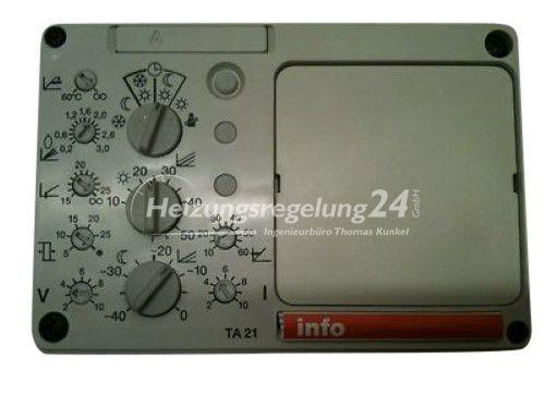 Junkers TA21 TA 21 Steuerung Regelung ohne Uhr