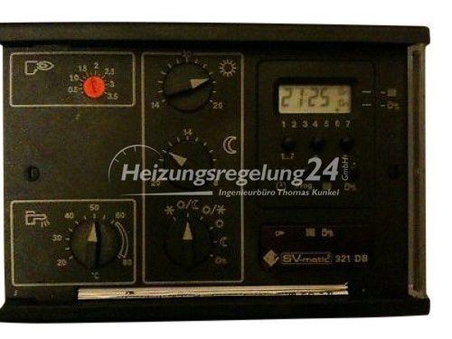 De Dietrich SV-matic 321 DB 321DB Steuerung Regelung