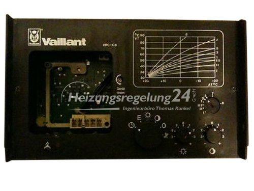 Vaillant VRC-CB Steuerung Regelung ohne Uhr