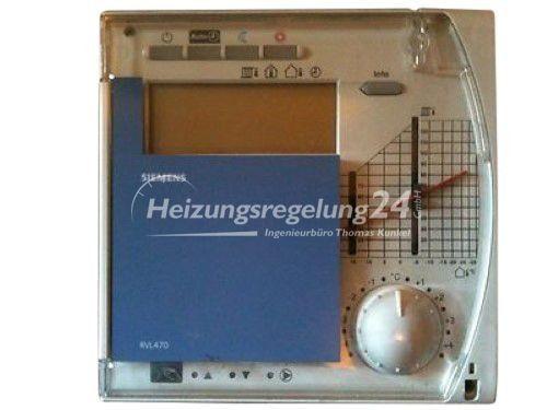 Siemens Landis & Staefa RVL470 RVL 470 Steuerung Regelung
