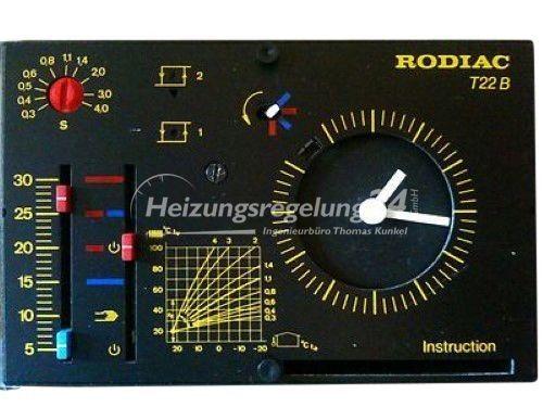 Rodiac T22B T22 B Steuerung Regelung