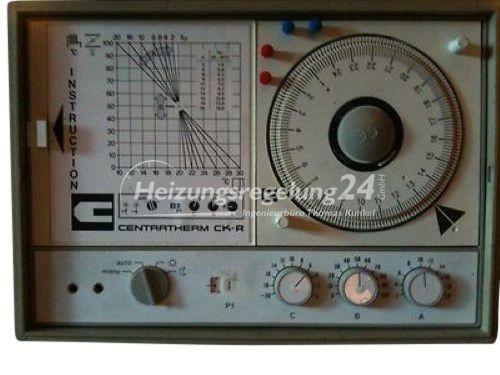 Centratherm CK-R ZG 215 Steuerung Regelung