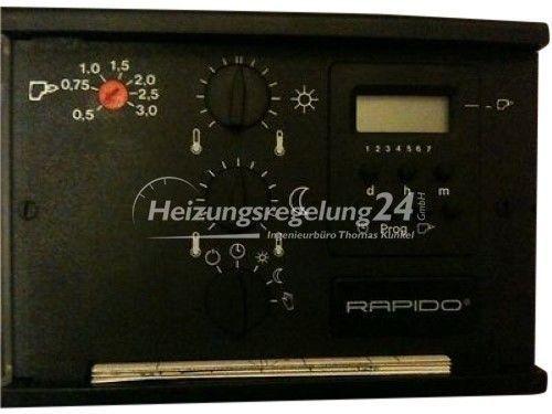 Rapido Rapidomatic 2 Digitaluhr Steuerung Regelung