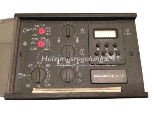 Rapido Rapidomatic 2.3S Steuerung Regelung