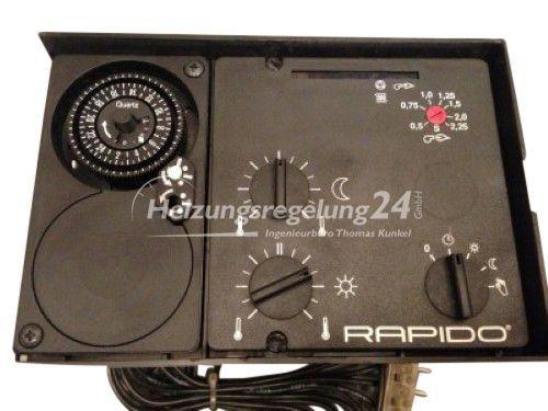 Rapido Rapidomatic 2 Steuerung Regelung