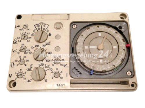 Junkers TA21E TA 21E TA 21 E Steuerung Regelung