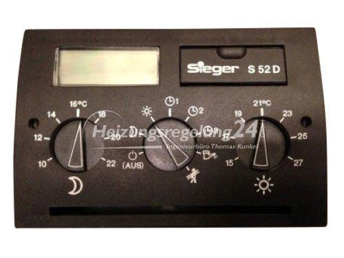 Siegermatic S52D S 52 D Steuerung Regelung
