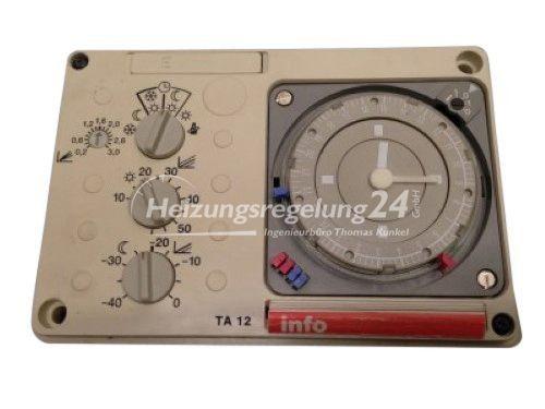 Junkers TA12E TA 12E TA 12 E Steuerung Regelung