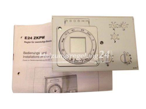 Kromschröder E24ZKPW Steuerung Regelung Digitaluhr