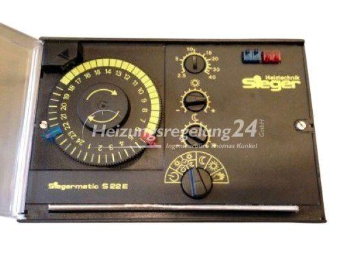 Siegermatic S22E RVP 42.100 Steuerung Regelung