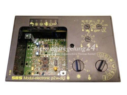 SBS p2.w-digi p2.w D Steuerung Regelung ohne Uhr