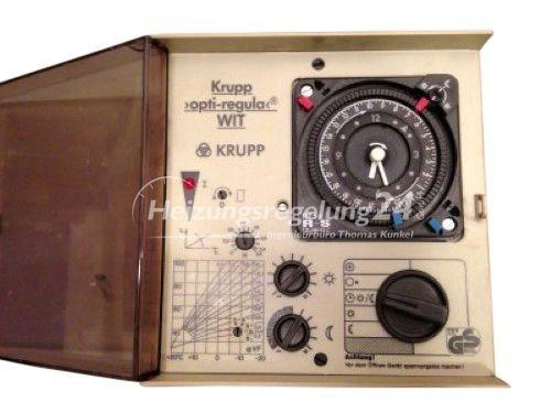 Krupp opti-regula WIT Steuerung Regelung