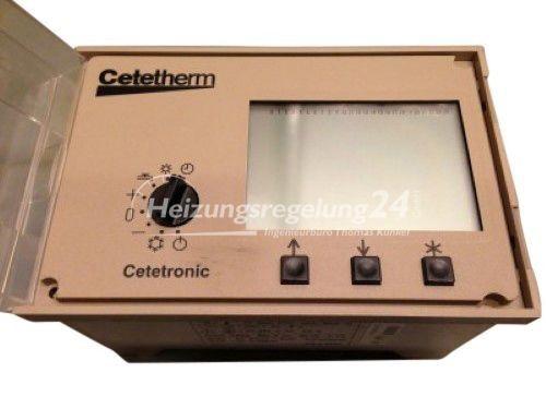 Cetetherm Cetetronic 5430 EWTR Steuerung Regelung