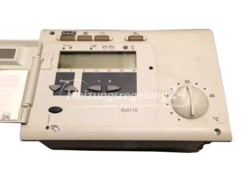Siemens Landis & Staefa RVD110 RVD 110 Steuerung Regelung