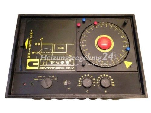 Centratherm CK-V ZG 215 V Steuerung Regelung