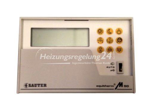 Sauter equitherm M50 - EQJW 130 Steuerung Regelung