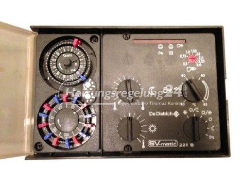 De Dietrich SV-matic 221B 221 B Steuerung Regelung
