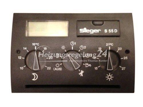 Siegermatic S55D S 55 D Steuerung Regelung