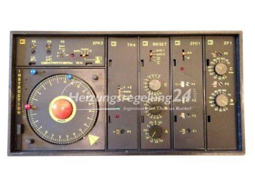 Centratherm WK ZG52 Steuerung Regelung