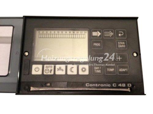 Sieger Contronic C 48 D Steuerung Regelung