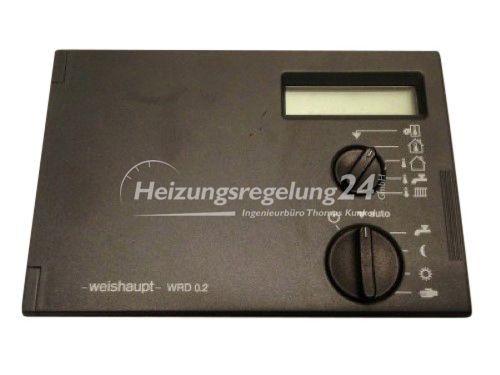 Reparatur: Weishaupt WRD 0.2 Steuerung Regelung