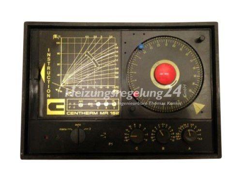 Centratherm MR 152 Steuerung Regelung