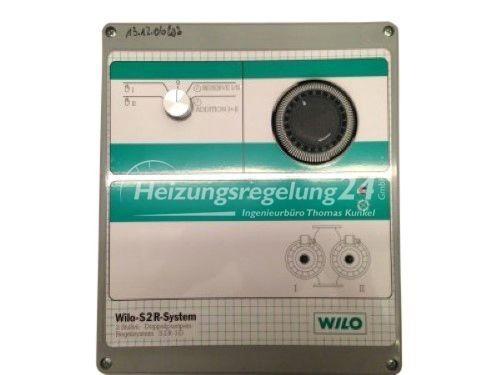 Wilo S2R-System Steuerung Regelung