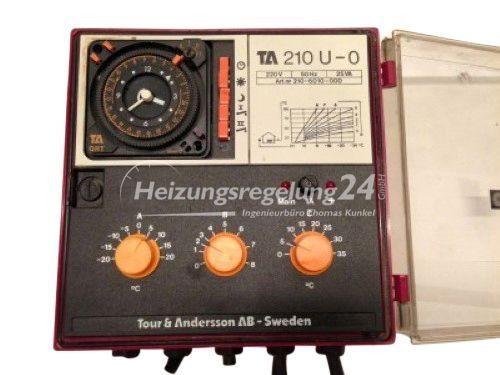 Tour & Andersson TA 210 U-0 Steuerung Regelung