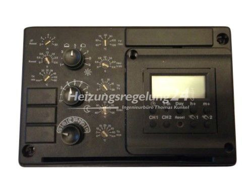 Wolf TEM PM 2935 BUML Steuerung Regelung digitale Uhr