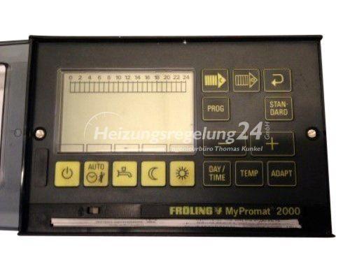 Fröling MyPromat 2000 RVP 75.237/103 Steuerung Regelung
