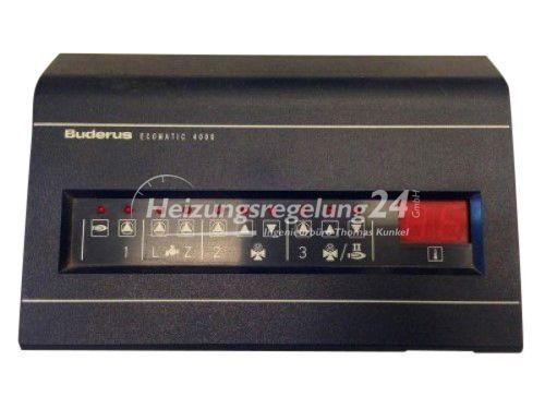 Buderus Kesseldisplay Ecomatic 4000 HW 4201
