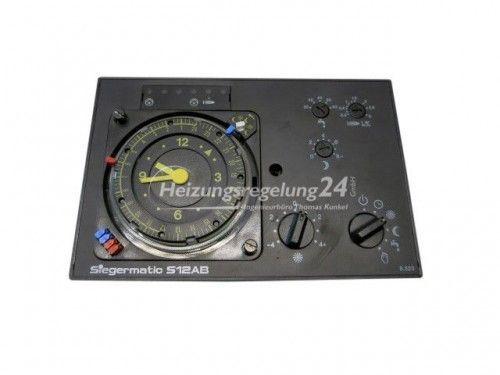Siegermatic S12AB S12 AB Steuerung Regelung