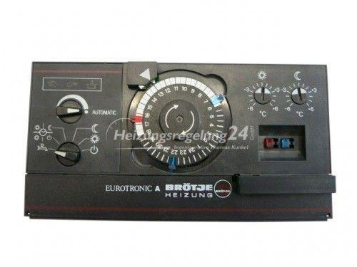 Brötje Eurotronic A 7-PIN Steuerung Regelung