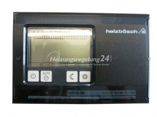 Heizbösch RVP45-DR Steuerung Regelung