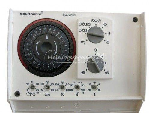 Sauter EQJW 95D F001 Steuerung Regelung
