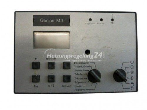 Herrmann Genius M3 Steuerung Regelung