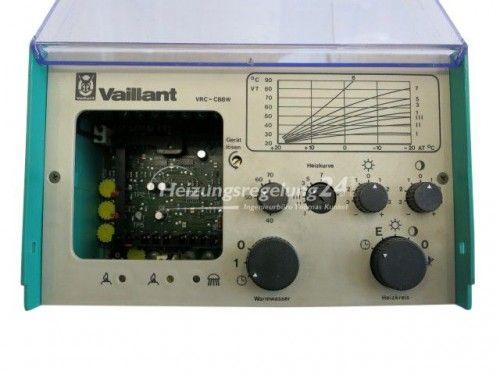 Vaillant VRC-CBBW Steuerung Regelung ohne Uhr