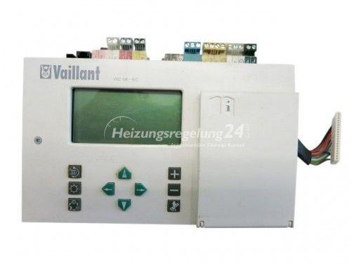 Vaillant VRC calormatic MF Steuerung Regelung
