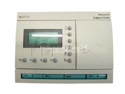Centratherm MCR 200- 51 Steuerung Regelung