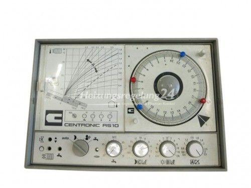 Centratherm RS 10 Steuerung Regelung