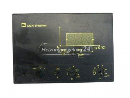 Centratherm ZG 125 E Steuerung Regelung