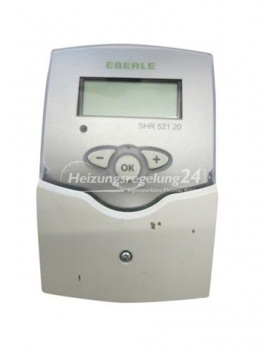 Eberle SHR 521 20 Steuerung Regelung