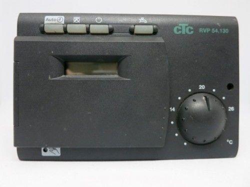 CTCmatic RVP 54.130/126 Steuerung Regelung